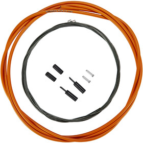 Shimano OPTISLICK Shift Cable Set Road orange